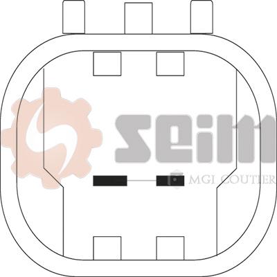 Mecanisme de leve vitre SEIM 920018 (X1)