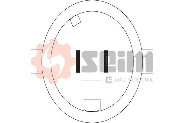 Mecanisme de leve vitre SEIM 970025 (X1)