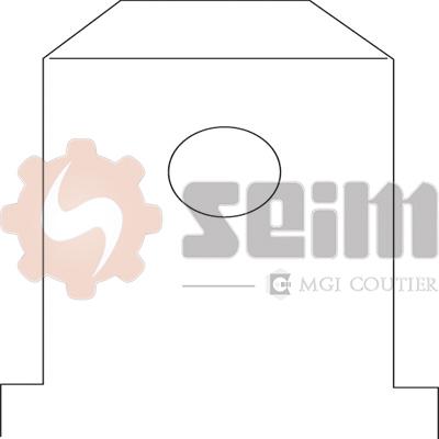 Mecanisme de leve vitre SEIM 968000 (X1)