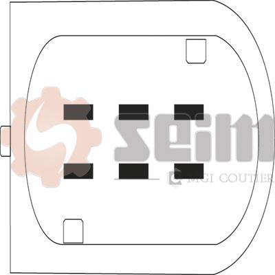 Mecanisme de leve vitre SEIM 966007 (X1)