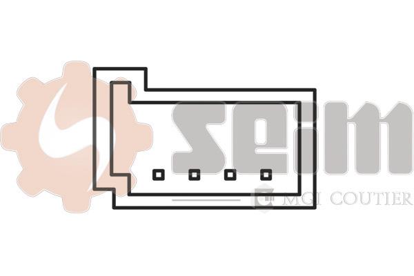 Contacteur de feu stop SEIM CS144 (X1)