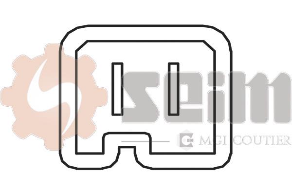 Contacteur de feu stop SEIM CS125 (X1)