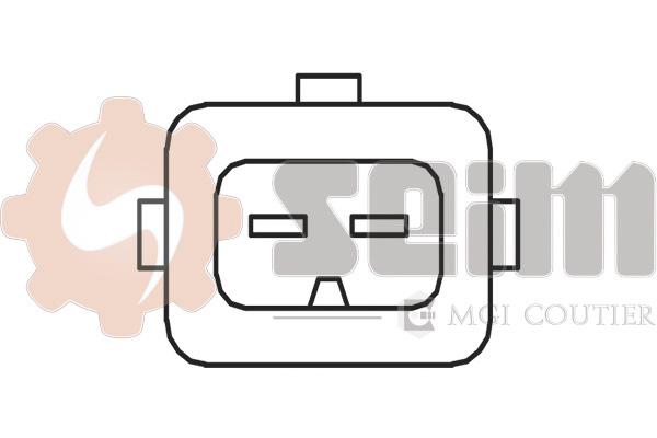 Capteur de cliquetis SEIM CC116 (X1)
