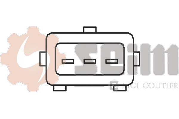 Capteur de cliquetis SEIM CC34 (X1)