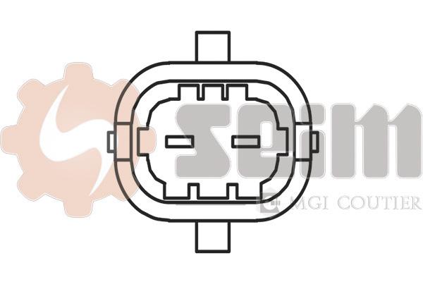 Capteur de cliquetis SEIM CC16 (X1)