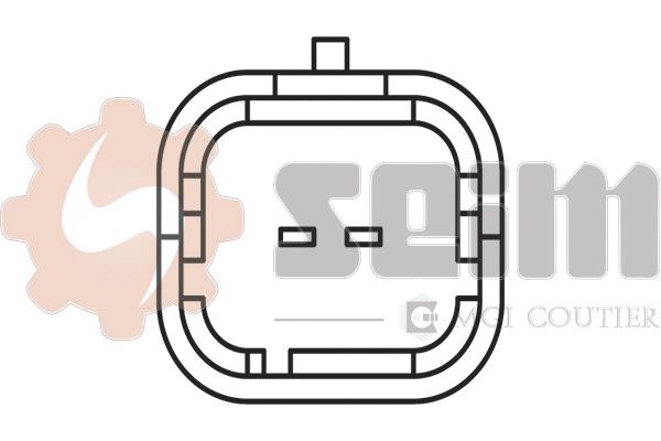 Capteur de cliquetis SEIM CC70 (X1)