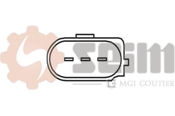 Capteur de cliquetis SEIM CC19 (X1)