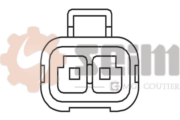 Capteur de cliquetis SEIM CC50 (X1)