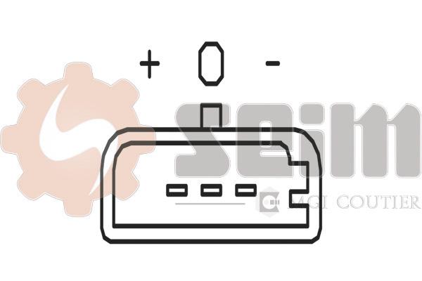 Capteur de pression SEIM MAP02 (X1)