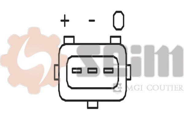Capteur de pression SEIM MAP110 (X1)