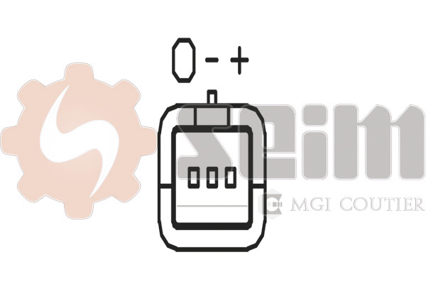 Capteur de pression SEIM MAP92 (X1)