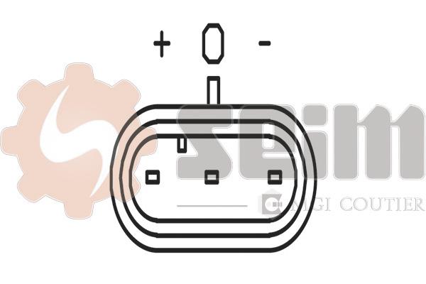 Capteur de pression SEIM MAP21 (X1)
