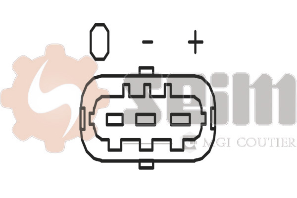 Capteur de pression SEIM MAP80 (X1)