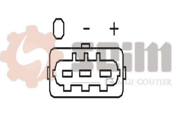 Capteur de pression SEIM MAP31 (X1)