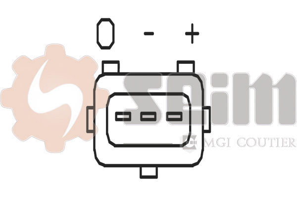 Capteur de pression SEIM MAP15 (X1)