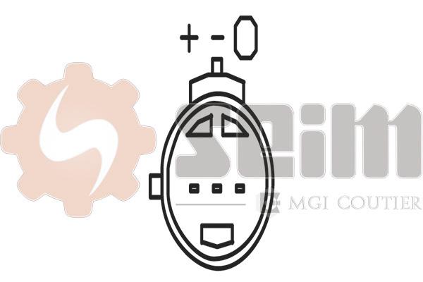 Capteur de pression SEIM MAP26 (X1)