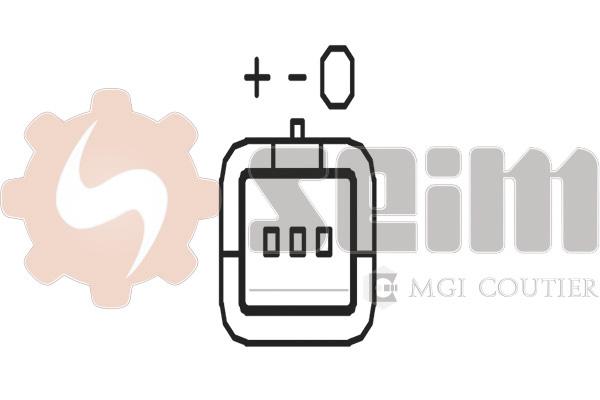 Capteur de pression SEIM MAP25 (X1)