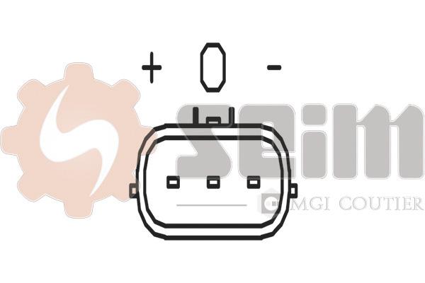 Capteur de pression SEIM MAP23 (X1)