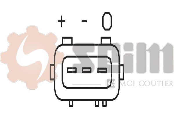 Capteur de pression SEIM MAP37 (X1)