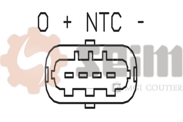 Capteur de pression SEIM MAP61 (X1)