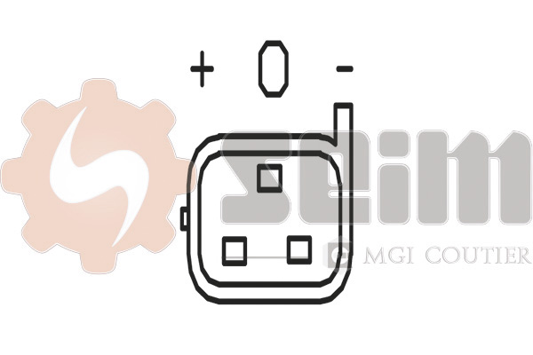 Capteur de pression SEIM MAP69 (X1)
