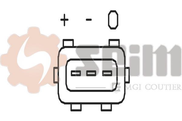 Capteur de pression SEIM MAP77 (X1)