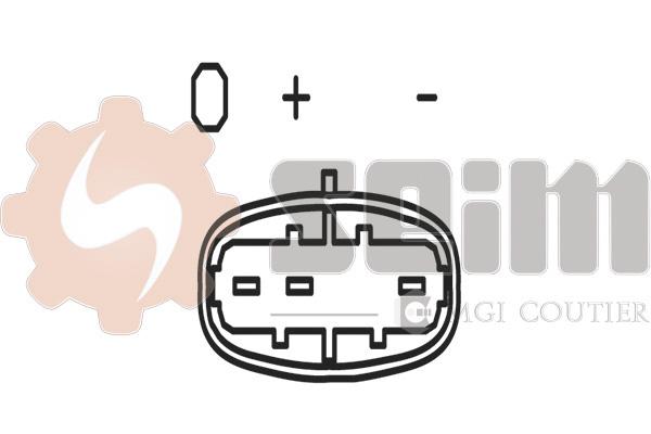 Capteur de pression SEIM MAP100 (X1)