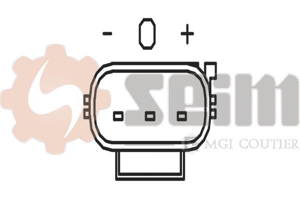 Capteur de pression SEIM MAP18 (X1)
