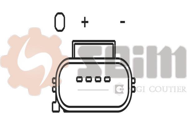 Capteur de pression SEIM MAP89 (X1)