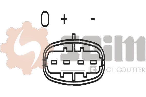 Capteur de pression SEIM MAP94 (X1)