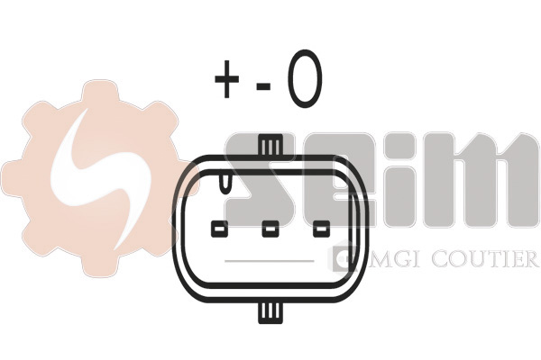 Capteur de pression SEIM MAP104 (X1)