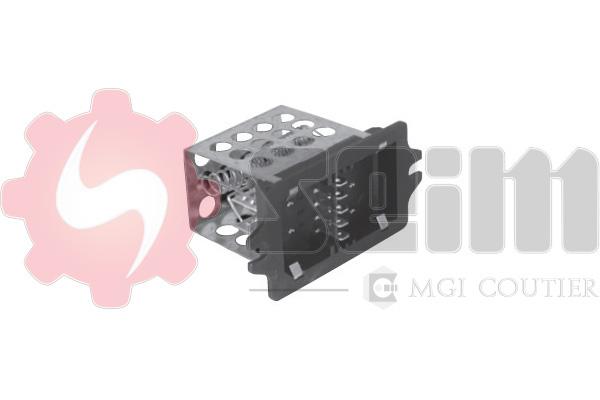 Resistance moteur de ventilateur de chauffage SEIM S11000 (X1)