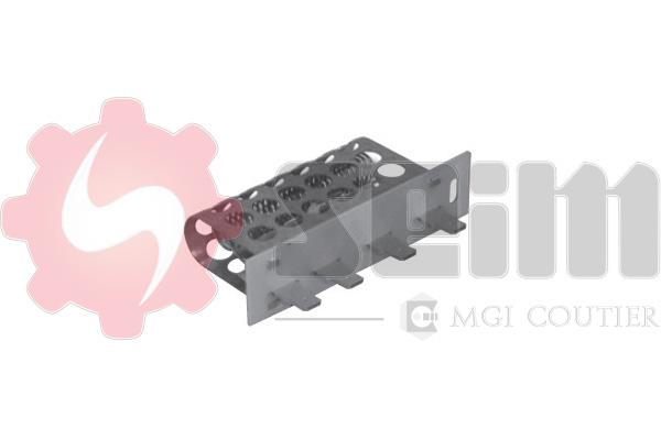 Resistance moteur de ventilateur de chauffage SEIM S11200 (X1)