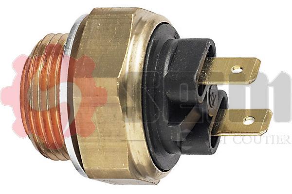 Interrupteur de temperature, ventilateur de radiateur SEIM TH174 (X1)