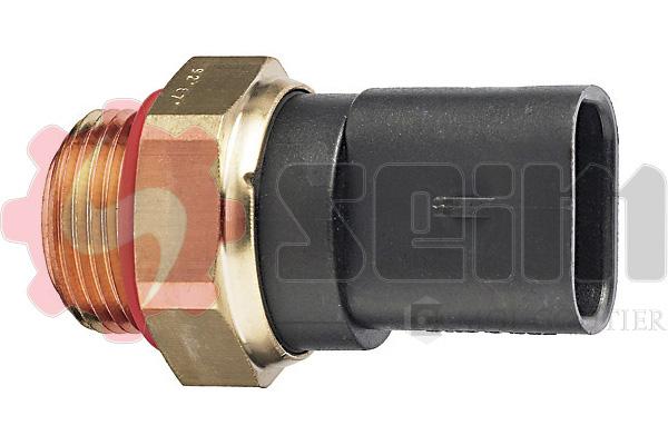 Interrupteur de temperature, ventilateur de radiateur SEIM TH192 (X1)