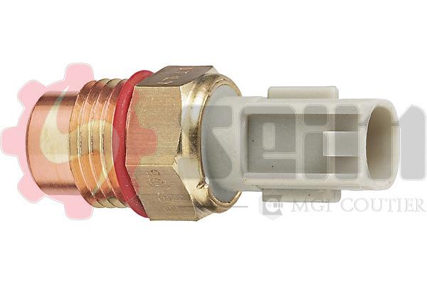 Interrupteur de temperature, ventilateur de radiateur SEIM TH202 (X1)