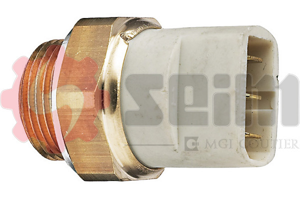 Interrupteur de temperature, ventilateur de radiateur SEIM TH222 (X1)