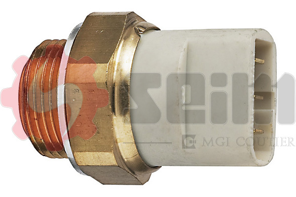 Interrupteur de temperature, ventilateur de radiateur SEIM TH254 (X1)