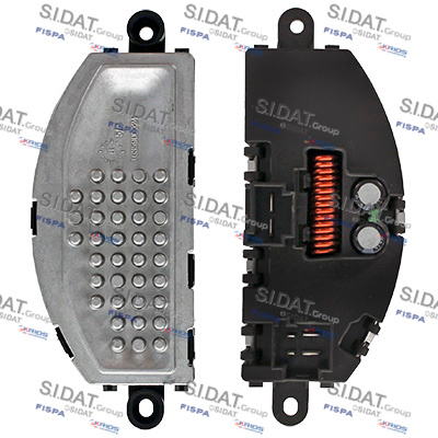 Servo moteur de ventilateur de chauffage SIDAT 10.6061 (X1)