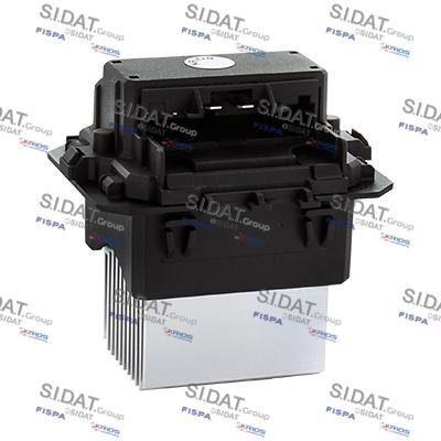 Servo moteur de ventilateur de chauffage SIDAT 10.6074 (X1)