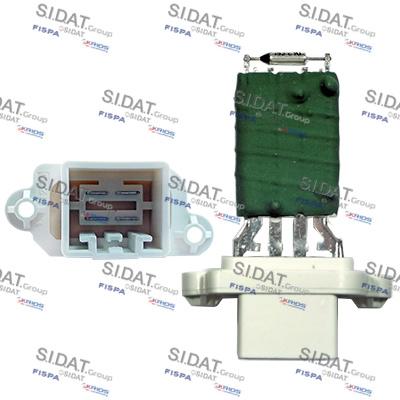 S/'adapte Fiesta 1.4 Essence Radiateur Ventilateur Ventilateur Résistance Mk5