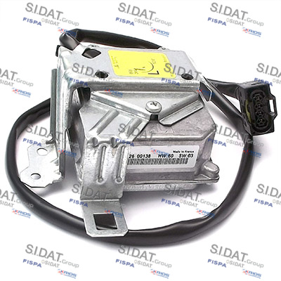 Appareil de commande feu xenon SIDAT 12631 (X1)