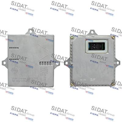 Appareil de commande feu xenon SIDAT 12633A2 (X1)