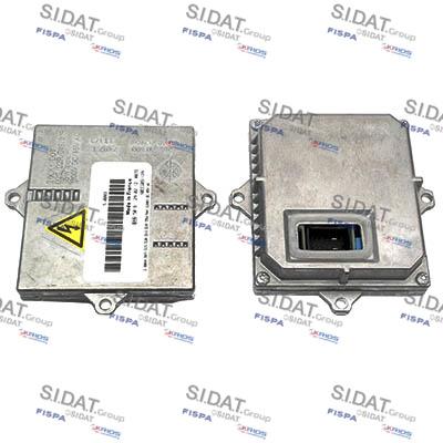 Appareil de commande feu xenon SIDAT 12636 (X1)
