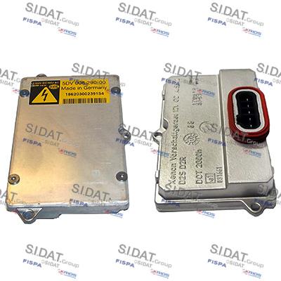 Appareil de commande feu xenon SIDAT 12655 (X1)