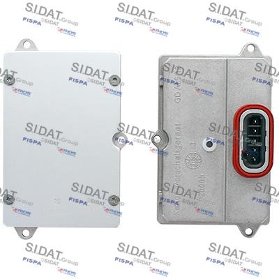 Appareil de commande feu xenon SIDAT 12655A2 (X1)