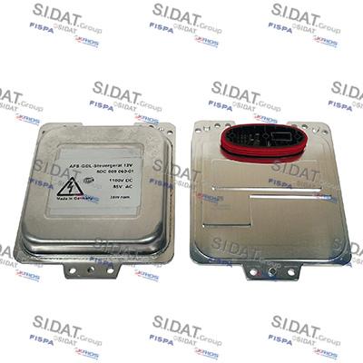 Appareil de commande feu xenon SIDAT 12657 (X1)
