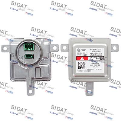 Appareil de commande feu xenon SIDAT 12700 (X1)