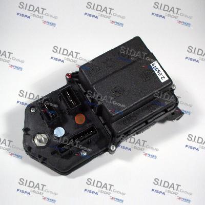 Boitier de gestion climatisation SIDAT 2.59049 (X1)