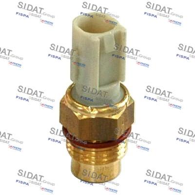 Interrupteur de temperature, ventilateur de radiateur SIDAT 82.424 (X1)